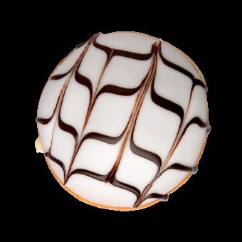 Vanilla Slice Doughnut at 7-Eleven