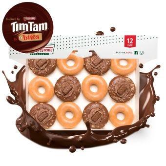Tim Tam Bites Dozen